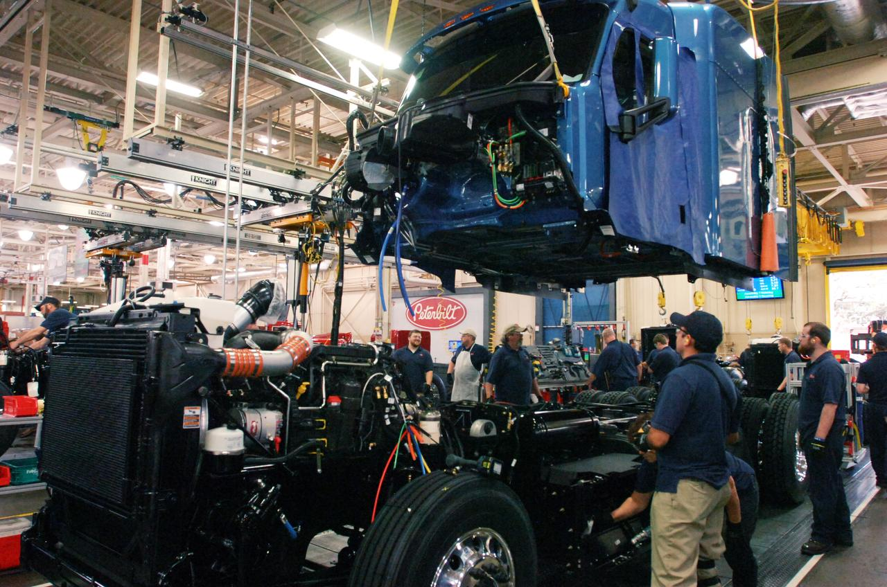 Impremedia Net: Peterbilt Motors Company Denton Tx