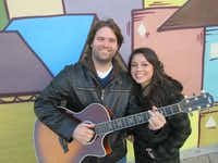 Ben and Pia Owens will perform for First Friday at A Creative Art Studio.Courtesy photo