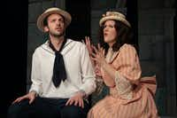 In Pirates of Penzance, young lovers Frederic and Mabel try to steer their love through the rough waters of the English class system and family dysfunction.UNT Opera Theatre - Courtesy photo