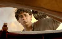 Life of Pi stars Suraj Sharma as Pi Patel, an Indian teen lost at sea with only a tiger for company.20th Century Fox
