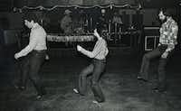 You didn't need a partner to get on the floor in a line dance at the Double L Ballroom, and the seats emptied as dancers did some synchronized boot-scootin' to the country-Western tunes.DRC file photo