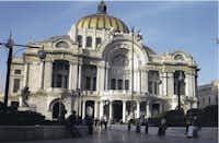 Performing arts and exhibits are found in Palacio de Bellas Artes.Jim Stodola - Courtesy photo