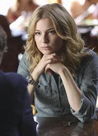 """Emily (Emily VanCamp) is back for more in the second season of """"Revenge.""""Carol Kaelson"""