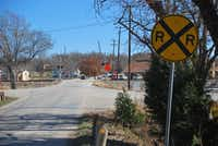 Town officials in Argyle are exploring possibly implementing a silent rail crossing, or quiet zones, at railroad crossings, which would limit how often locomotive engineers can sound their horns when cutting through town limits. Quiet zones are federally regulated and are only permitted when that the lack of a train horn does not present a significant risk with respect to loss of life or serious personal injury. Officials said quiet zones could be used as a selling point to attract commercial developers along U.S. Highway 377.John D. Harden