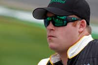 Robert Richardson Jr.  looks on during NASCAR Xfinity Series qualifying Feb. 21, 2014,  at Daytona International Speedway.Sean Gardner