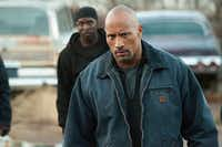 "John Matthews (Dwayne Johnson) goes undercover to infiltrate a drug cartel in ""Snitch.""Summit Entertainment"
