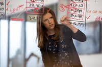 "In ""The Accountant,"" Dana (Anna Kendrick) is a sharp clerk who discovers her company's accountant is cooking the books.Chuck Zlotnick"