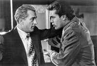 "The 1990 film ""Goodfellas"" — starring Robert De Niro and Ray Liotta — is included in Warner Bros. Pictures' 90th anniversary ""Ultimate Gangster Collection: Contemporary."" The studio is also releasing a volume of older, but just as essential, gangster movies.Warner Bros. Pictures"