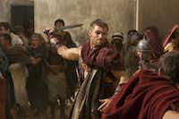 Liam McIntyre stars in the the title role in Spartacus: Vengeance. The second season of the popular Starz series comes to DVD this week.Starz Entertainment