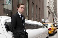 Robert Pattinson plays a young financial titan in Cosmopolis.Entertainment One