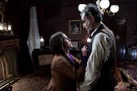 Sally Field and Daniel Day-Lewis in LincolnDreamWorks II/Twentieth Century Fox