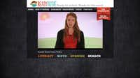 This is a screenshot of an example of a video on the ReadyRosie website, which is a video-based readiness curriculum for parents, caregivers and adults who care for young children.Courtesy ReadyRosie