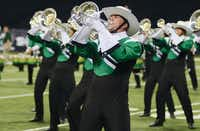 The Cavaliers Drum & Bugle Corps, sponsored by The Village of Rosemont, Ill., have won 20 national championships, including seven Drum Corps International world championships.Courtesy photo