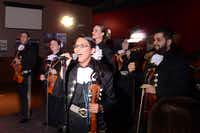 Mariachi Quetzal is scheduled to perform at 9:30 p.m. Wednesday as part of Recycledpalooza.Courtesy photo