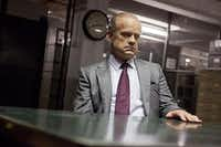 "Kelsey Grammer portrays Chicago Mayor Tom Kane in the Starz original series ""Boss."""