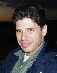 Max Brooks, author of The Zombie Survival Guide and World War Z: An Oral History of the Zombie War, will give a talk at the University of North Texas on Tuesday.Crown Publishing Group