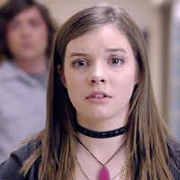 "Cheramie Leigh stars as Anne Wells, the teenager at the heart of ""Beyond the Farthest Star."""