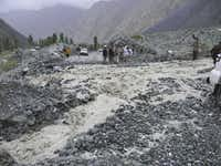 Heavy rain and mudslides created plenty of havoc during Sadaf Munshi's trip to Gilgit and the Yasin Valley in Pakistan last summer. The linguistics professor at the University of North Texas was working with natives of the area to preserve the Burushaski language.